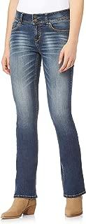Juniors InstaStretch Luscious Curvy Bootcut Jeans in...