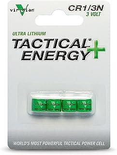 Viridian CR1/3N 3V Lithium Battery (4-Pack)