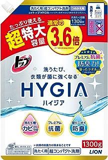 LION 狮王 HYGIA 洗衣液 替换装 超大量1300克 大容量