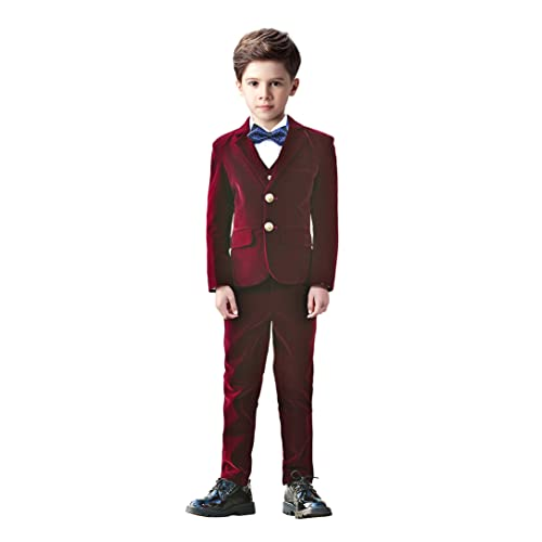 4ba1eb7fd Burgundy Suits  Amazon.com