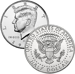 kennedy half dollar mint mark