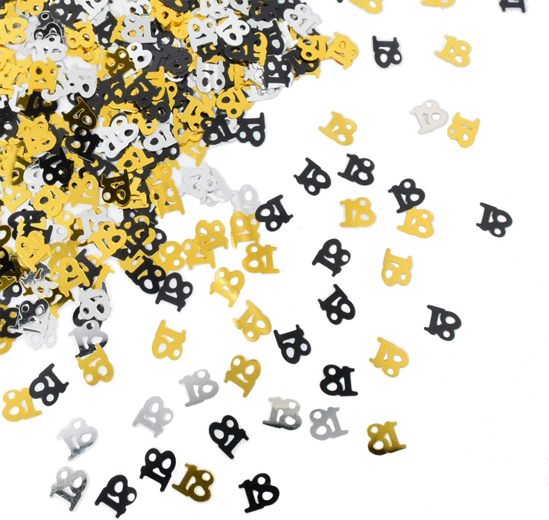 Mirrwin 60 Mesa Confeti Globos de L/átex para 60 Aniversario Kit de globos de decoraci/ón 60 cumplea/ños Globos de Confeti Dorados 60 para cumplea/ños Fiesta Aniversario de bodas 10 piezas Globo