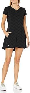 adidas Golf Jacquard Dress, Black, X-Small