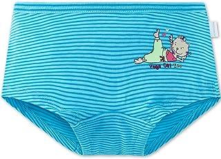 Allmeingeld M/ädchen Katze Unterhosen 100/% Baumwolle Unterw/äsche 5er Pack Schl/üpfer Set Rosa f/ür Kinder 2-8 Jahre