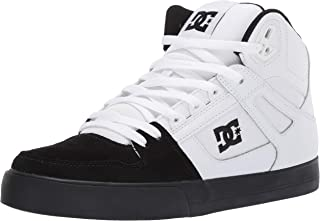 DC Men's Pure High-top Wc Skate Shoe