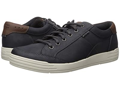 Nunn Bush Kore City Walk Lace to Toe Oxford (Navy) Men