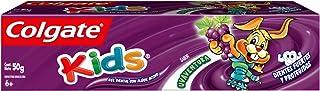 Colgate - Gel Dental Kids, Uvaventura/Fresantastico, 50 g (Modelos surtidos)