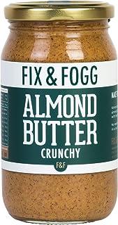 Fix & Fogg Crunchy Almond Butter, 275 g