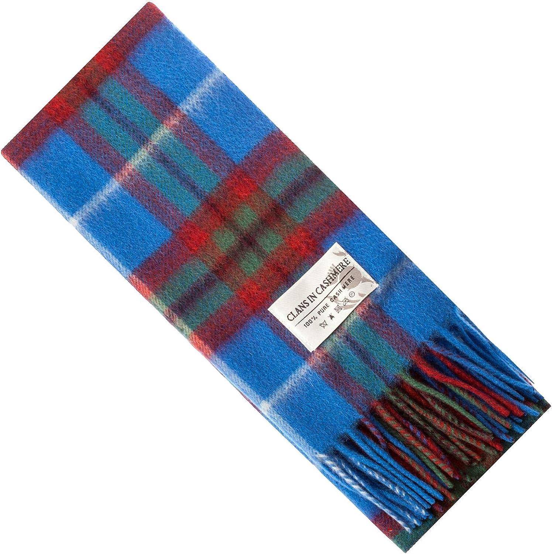 Cashmere Clan Scarf Edinburgh