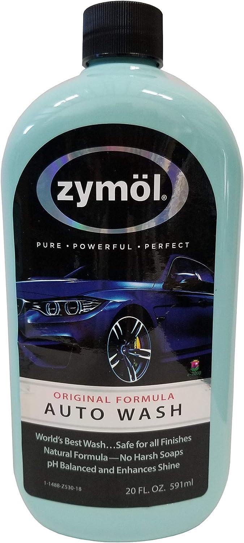Zymol NEW before selling ☆ Z530 Auto Wash Ounce 20 Formula Original Popular