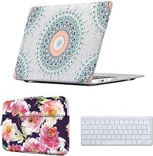 Batianda Coque pour Macbook Air 13 A2179 Mod/èle Rose Mat Housse /Étui Coque Rigide Protection Couvercle du Clavier Housse pour 2020 Neuf MacBook Air 13 avec Touch ID /& Retina