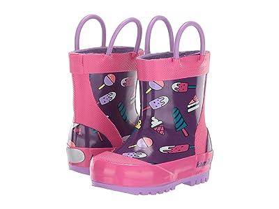 Kamik Kids Sweets (Infant/Toddler/Little Kid) (Purple) Girl