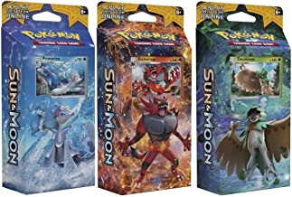 Best all pokemon sun and moon sets Reviews