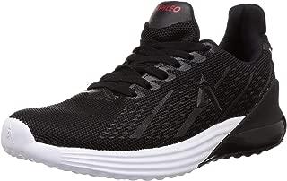 ACTION Men's Atg-63-Black_10 Trekking Shoes-10 UK (44 EU) (ATG-63-BLACK)