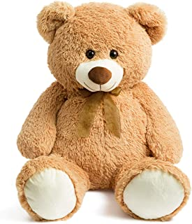 Best HollyHOME Teddy Bear Plush Giant Teddy Bears Stuffed Animals Teddy Bear Love 36 inch Review