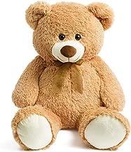 HollyHOME Teddy Bear Plush Giant Teddy Bears Stuffed Animals Teddy Bear Love 36 inch