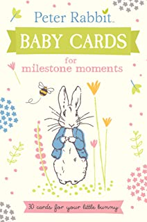 beatrix potter milestone cards