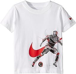 Brush Soccer Player Cotton Tee (Toddler)
