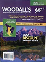 Woodall's North American Campground Directory 2013