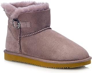 Member's Mark Girl's Short Sheepskin Boot