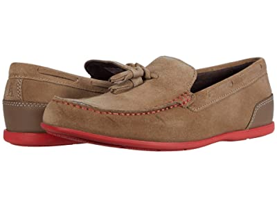 Rockport Malcom Tassel (New Vicuna Suede) Men