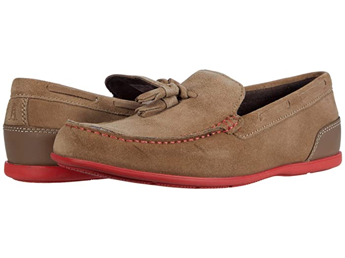Rockport  Malcom Tassel (New Vicuna Suede) Mens Shoes