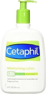 Cetaphil Moisturizing Lotion 20 Fl. Oz. /591Ml - With Pump