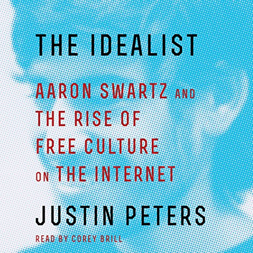 The Idealist audiobook cover art
