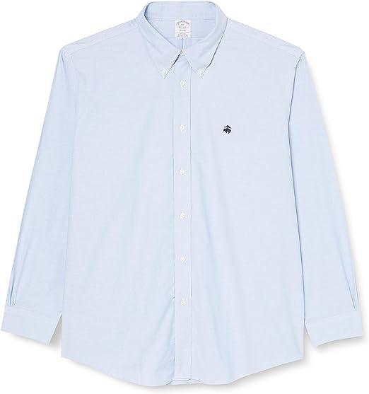 Brooks Brothers Sport Non-Iron Oxford Slim - Camisa para ...