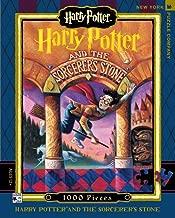 York Puzzle Company - Harry Potter Sorcerer's Stone - 1000 Piece Jigsaw Puzzle