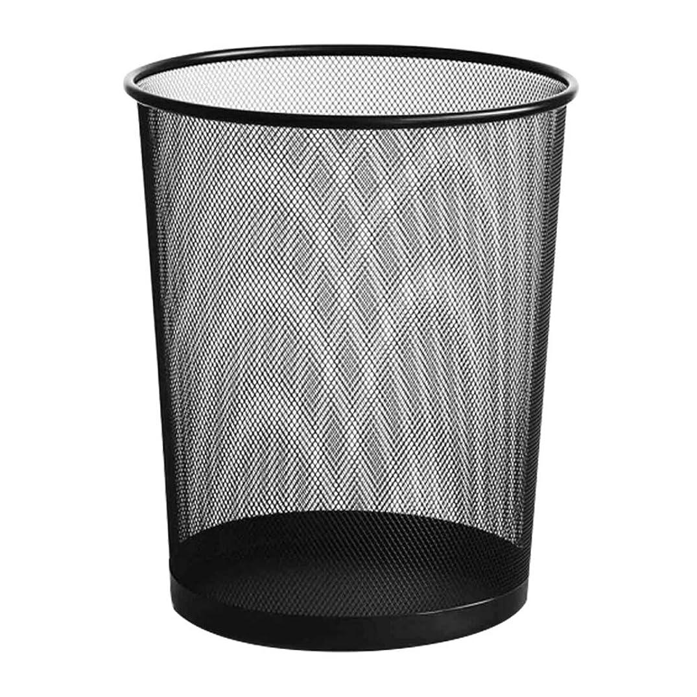 なんでもパリティ地雷原通気通気性肥厚ゴミ箱収納バケット抗刺繍ワイヤーメッシュ家庭用鉄メッシュ分類ゴミ袋チューブ