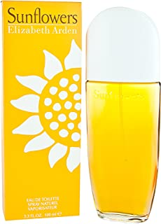 Elizabeth Arden Sunflowers Eau de Toilette Spray, 100ml