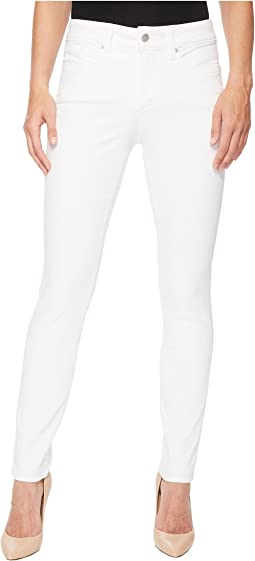 NYDJ Ami Skinny Leggings in Optic White