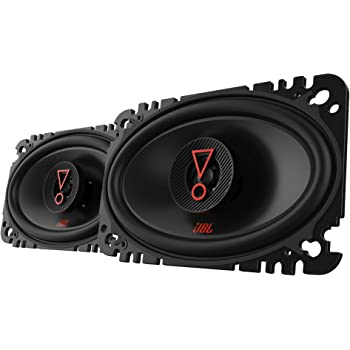 JBL Stage3 627 6-1//2 Two-Way Car Audio Speakers Pair