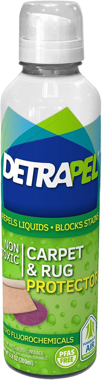 DetraPel Carpet Max 64% OFF Rug Protector - 6.8 S Seen oz. As 200ml Finally resale start on