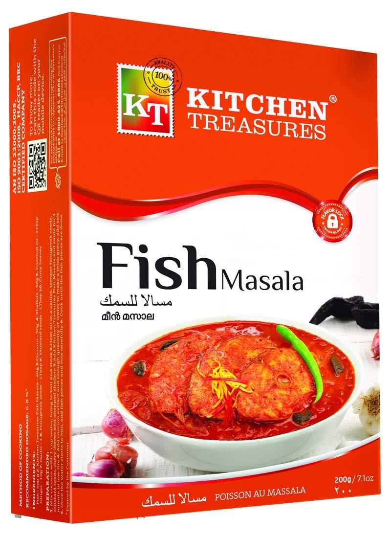 Kitchen Treasures Fish Masala 200gm