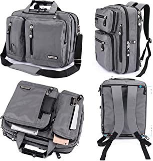 FreeBiz 15 Inch Laptop Bag Briefcase Backpack for 15.6 16 Inches Computer Notebook for Mens Womens