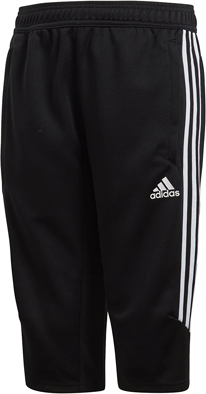 Amazon Com Adidas Youth Soccer Tiro 17 3 4 Pantalones Clothing
