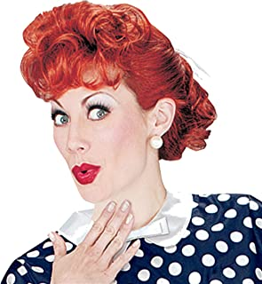 I Love Lucy Wig Costume Accessory