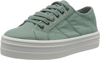 Amazon.es: Verde - Zapatillas casual / Zapatillas y calzado deportivo: Zapatos y complementos