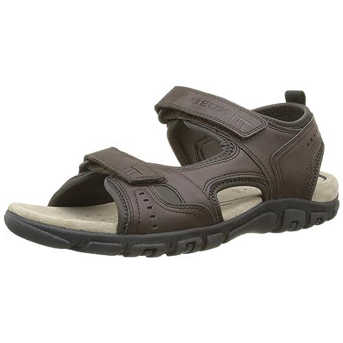 381ae796255 Geox Uomo Sandal Strada A - Sandalias para Hombre