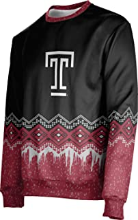 temple ugly christmas sweater