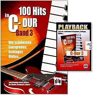 100 éxitos en C-Dur Band 3 – Los mejores éxitos, golpeador, Oldies ...