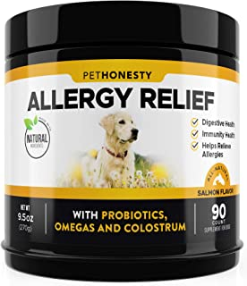 Best anti allergy tablets for dogs Reviews