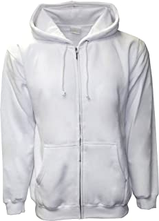 Best white cotton hoodie Reviews