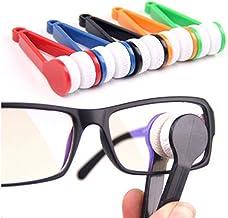 SODIAL(R) 5 Pieces Mini Sun Glasses Eyeglass Microfiber