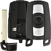 LX8FZV, 6955750 Key fits 1996-2006 BMW Keyless Entry Remote Fob