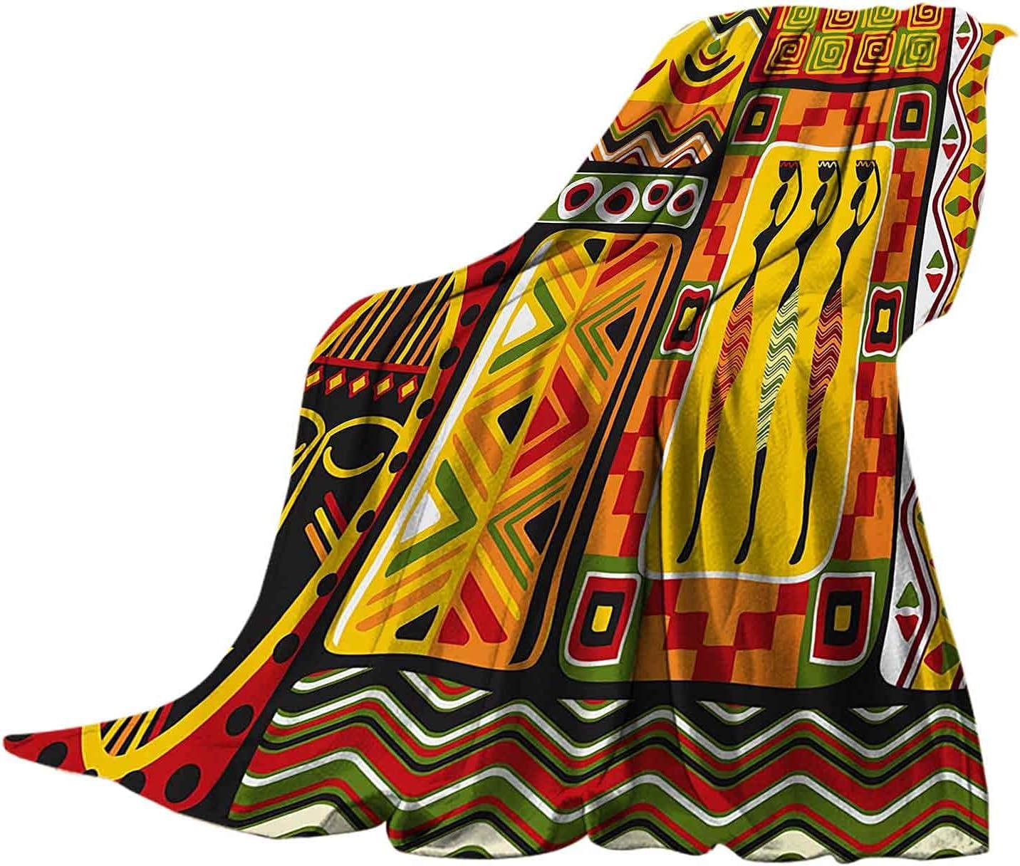 Fleece Bed Max 41% OFF Blanket Elements Historical San Francisco Mall Rec and Striped Original