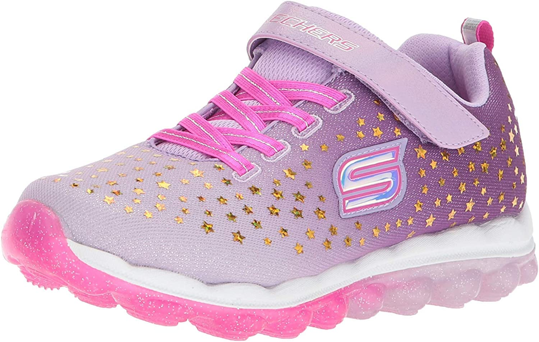 Skechers Unisex-Child Skech-air-Star 専門店 Sneaker 宅配便送料無料 Jumper