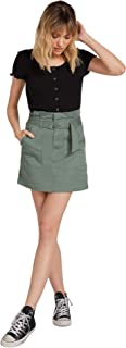 Volcom Juniors Frochickie Skirt